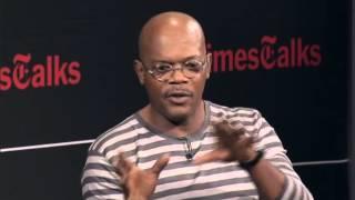 Samuel L Jackson   Interview   TimesTalks