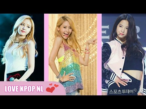 [TOP 15] The Best Female Stage Outfits