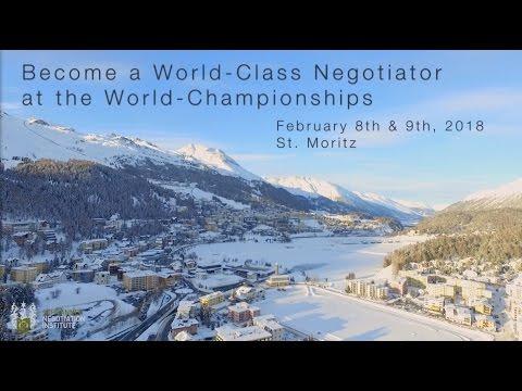 SNI: Winter Camp, St. Moritz: 8. - 9. FEBRUAR 2018