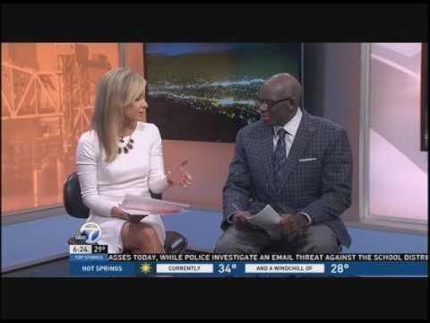 Dr. Anthony Fletcher Talks Ten Heart Health Tips