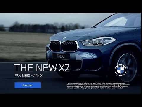 THE NEW BMW X2