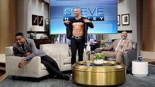 Shemar Moore & Bill Bellamy || STEVE HARVEY