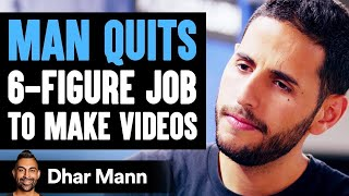 """""""The SHOCKING STORY Of Nas Daily Quitting His 6-FIGURE JOB!""""   Dhar Mann"""