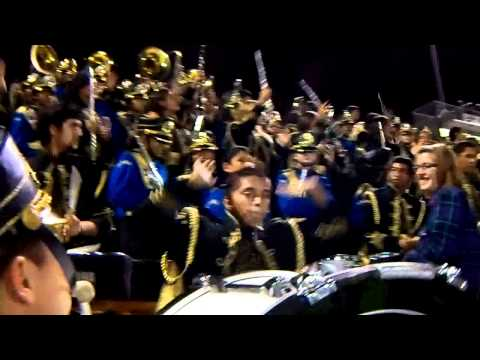 San Pedro High School Marching Band