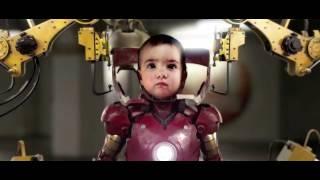 Marvel Avengers Iron Man - Baby IRON