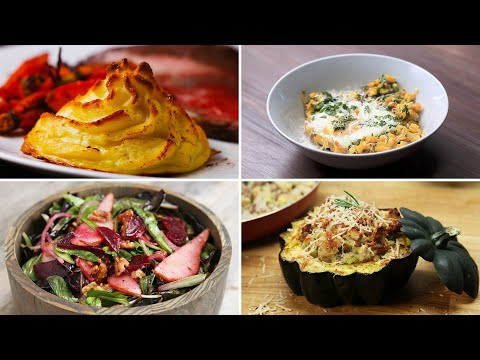 12 Thanksgiving Sides With a Twist