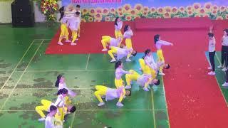 Học viện An ninh nhân dân ngày hội văn hoá thể thao (battle dance đối đầu)