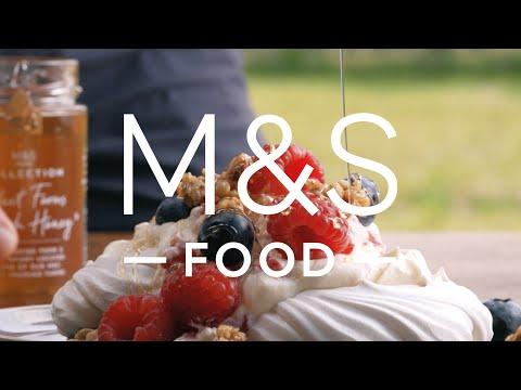 marksandspencer.com & Marks and Spencer Discount Code video: Select Farms British Honey   Episode 4   Fresh Market Update   M&S FOOD