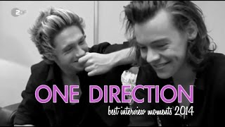 One   direction FUNNIEST interview moments 2014