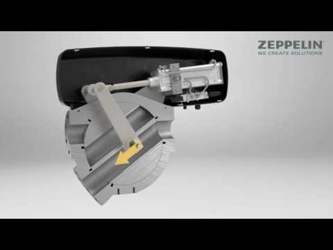 Zeppelin Dual channel diverter valve