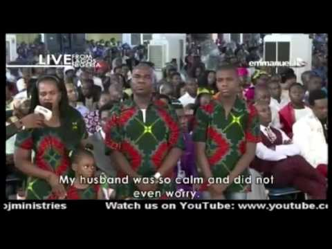 SCOAN Christmas Sunday Service With Prophet T.B. Joshua LIVE On 25th December 2016
