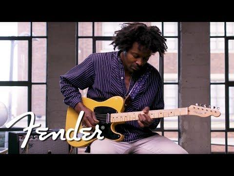 Jaleel Bunton Demos The '50s Telecaster® | American Original Series | Fender