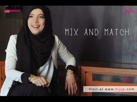 Mix & Match and Styling Tips with Jenahara - HijUpCom  - DvNIiqc_Hfg -