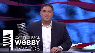 TYT Network's 5-Word Speech at the 22nd Annual Webby Awards