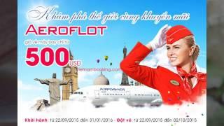 Quy định hành lý kí gửi của hãng hàng không Aeroflot-Xem link bên dưới