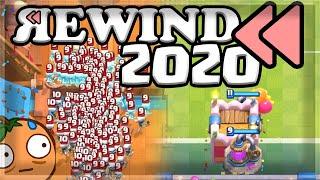Bug Royale 2020 - Rewind 🍊