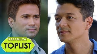 15 most intense confrontations of Ace and Lino as they fight for love in Halik   Kapamilya Toplist