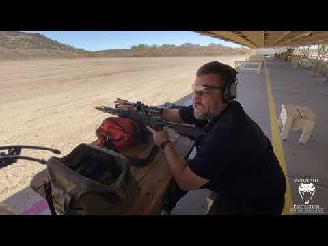 Sighting My Lone Star Armory Rifle