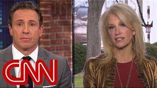 Conway defends Trump on Roy Moore