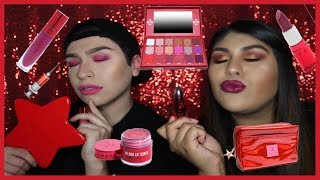 JEFFREE STAR COSMETICS | LOVE SICK COLLECTION | Feat. Daisy Gee | Unboxing & Review