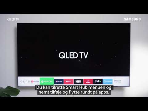 Samsung QLED TV - Experience a Smart TV