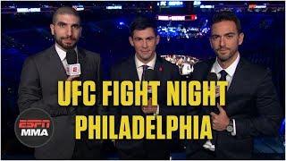 Recapping Justin Gaethje's KO of Edson Barboza | UFC Fight Night | ESPN MMA