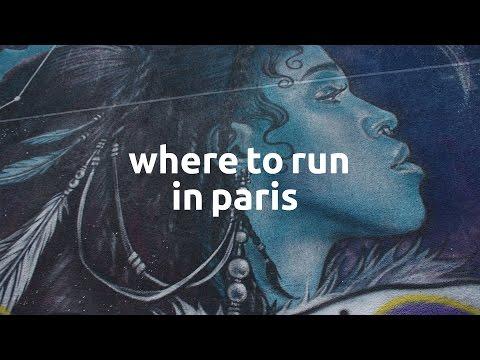 An alternative Paris: street art