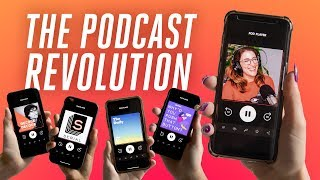 Why everyone has a podcast