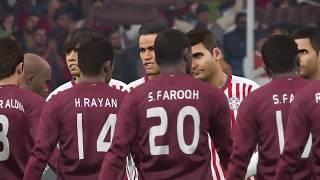 Paraguay vs Qatar copa américa 2019