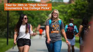 RIT Celebrates 'U.S. News and World Report' Top 100 'National Universities' Ranking