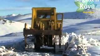 Kazıkbeli Yaylası Kar Temizleme Çalışmaları 27-30 Eylül 2009