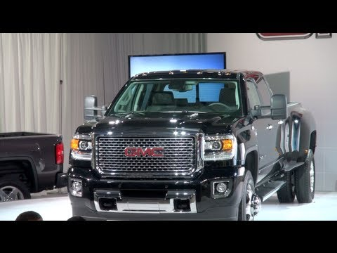 2015 gmc denali 3500hd autos weblog. Black Bedroom Furniture Sets. Home Design Ideas