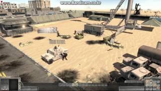 Men of War - Zombie Mod Texas defence line