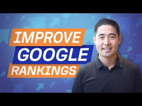 Climb the Google Rankings