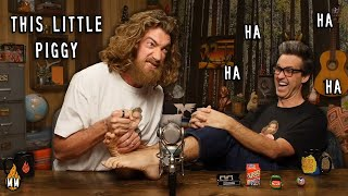 Rhett and Link Acting More Like Brothers Than Friends