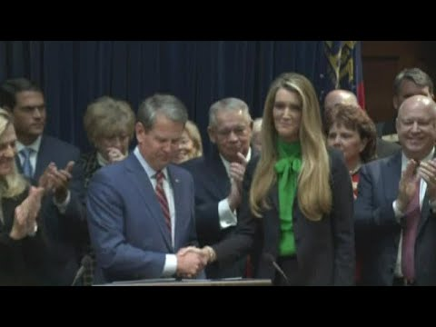 Kelly Loeffler appointed to US Senate by Gov. Kemp