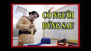 🔴TIN NÓNG: Nữ Đại úy Lê Thị Hiền vẫn đi làm việc bình thường, đình chỉ là màn kịch