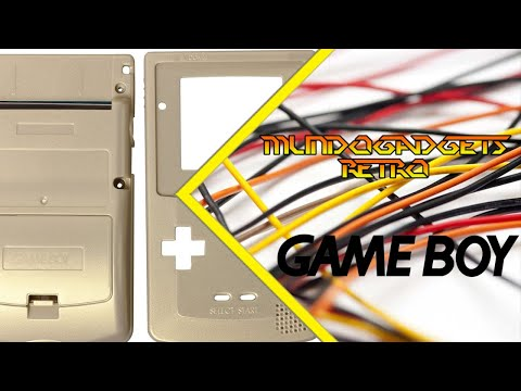 Carcasa Game Boy Color - MundoGadgets Retro