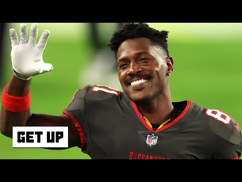 The latest on Antonio Brown's quest for a new team and how much could AB help the Ravens? | Get Up