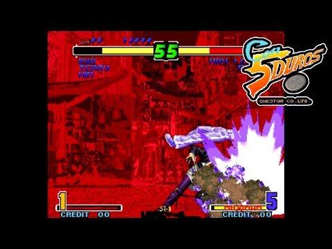 """THE KING OF FIGHTERS 10TH ANNIVERSARY 2005 UNIQUE (KOF 2002 HACK) - """"CON 5 DUROS"""" Episodio 771 (1cc)"""