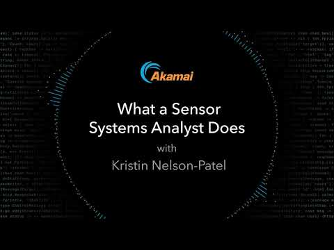 What Does a Sensor Systems Analyst Do?