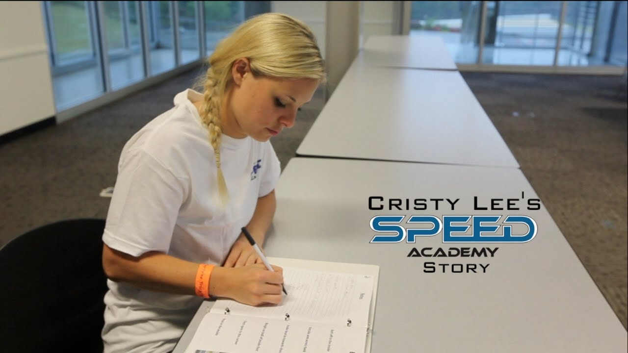 Barber Motorsports Park >> Cristy Lee's Story - Jason DiSalvo Speed Academy - YouTube