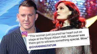 Channing Tatum Makes It Instagram Official With Girlfriend Jessie J