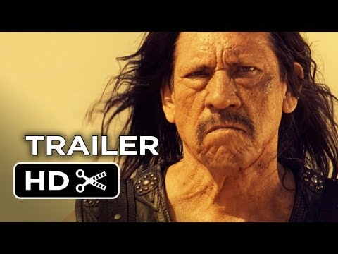 Machete Kills Official Trailer #2 (2013) - Jessica Alba, Charlie Sheen Movie HD