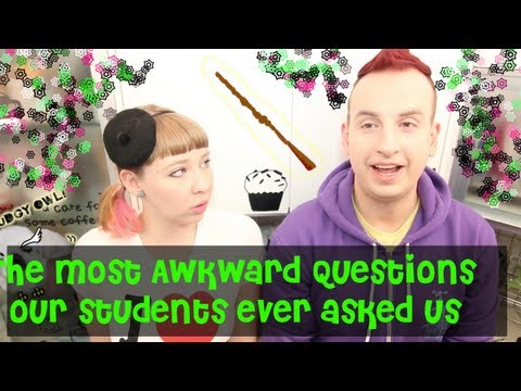 TL;DR - The Most Awkward Questions Our Korean Students Ever Asked Us
