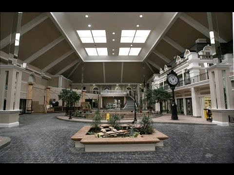 Salt Lake City Golf >> ABANDONED- Bungee & Extreme Rides at The 49th St Galleria ...