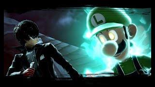 Joker Reveals True Forms (Smash Ultimate x Persona 5)