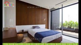 Nhà Xinh ® Mẫu Thiết Kế Biệt Thự 3 Tầng Hiện Đại Hoa Sứ