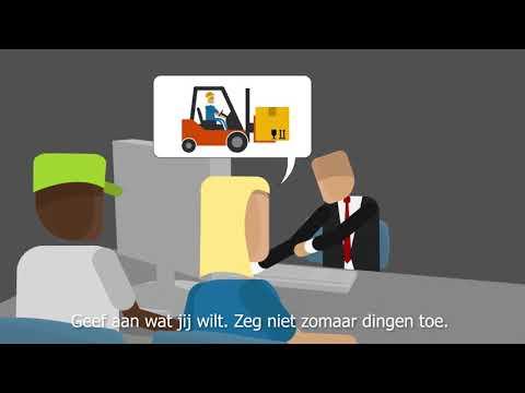 Werken met een uitkering, wat mag wel en wat mag niet? - met ondertiteling photo