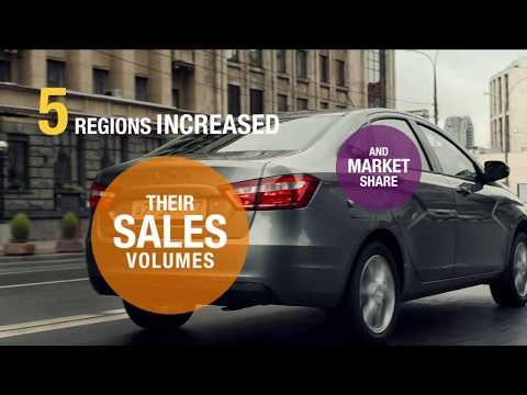 Record semestriel de ventes pour le Groupe Renault au 1er semestre 2017